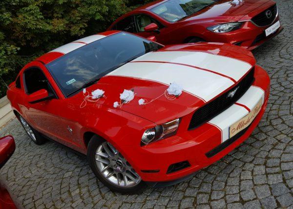 Mustang do ślubu