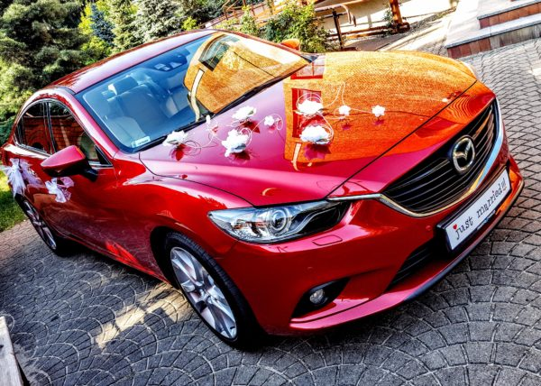 Mazda 6 do slubu Lublin